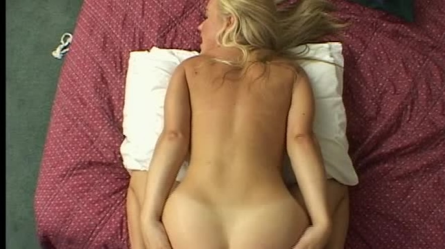 Maxine's Small Holes Stretched Wide With Cock