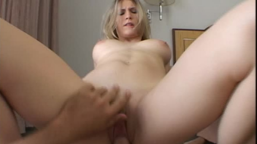 Harmony Eager for Cock Between Her Tits and in Her Pussy